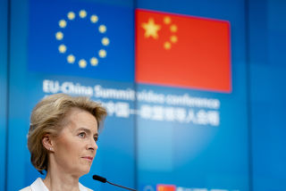 The Relations between China and the EU amid the COVID-19 Pandemic
